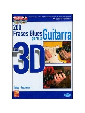 200 frases blues para la guitarra