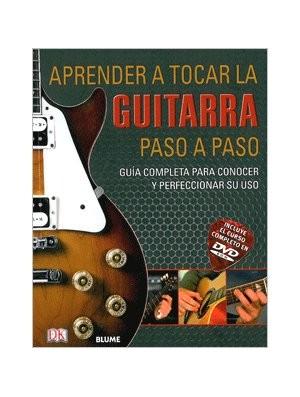 Aprende a tocar la guitarra paso a paso