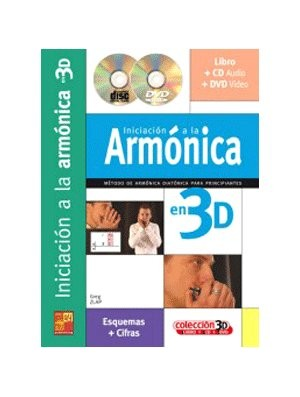 Iniciación a la armónica en 3D