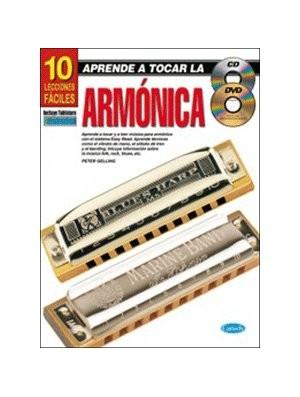 Aprende a tocar la armónica