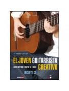 El joven guitarrista creativo