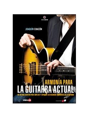Armonía para la guitarra actual