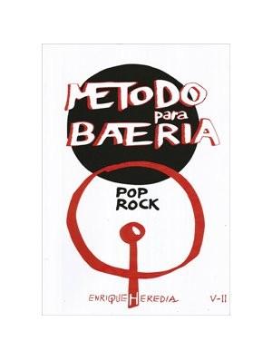 Método para batería pop rock