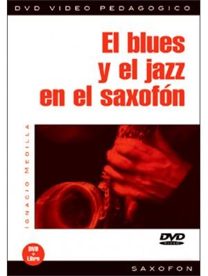El blues y el jazz en el saxofón