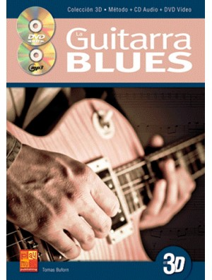La guitarra blues en 3D
