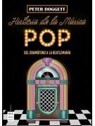 Historia de la música pop