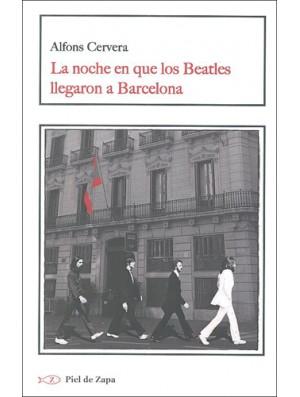 La noche en los Beatles llegaron a Barcelona
