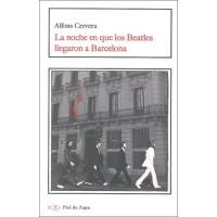 La noche en que los Beatles llegaron a Barcelona