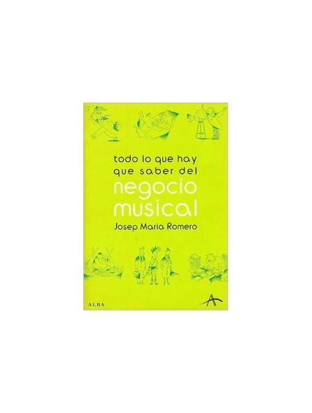 Todo lo que hay que saber del negocio musical