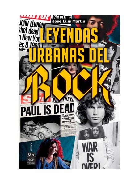 Leyendas urbanas del rock