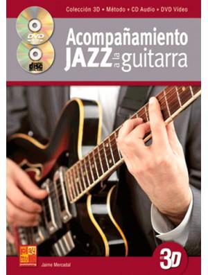 Acompañamiento jazz a la guitarra