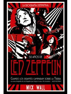 50 años de Led Zeppelin
