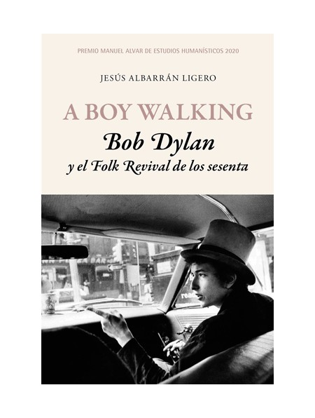 A Boy Walking