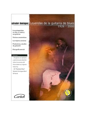 Leyendas de la guitarra de blues (1926-2000)