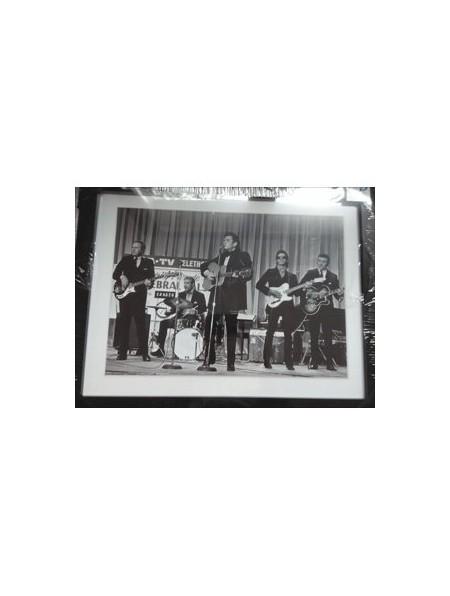 Johnny Cash On Stage