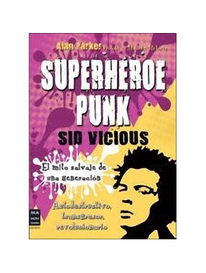 Superhéroe punk