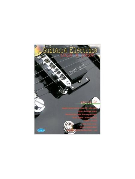 Guitarra eléctrica paso a paso (2)